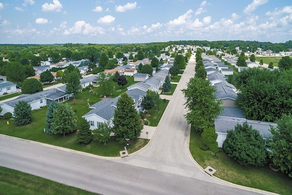 Marketing solutions for manufactured home communities