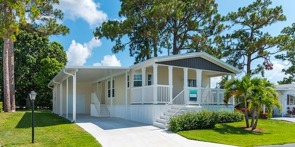 Free mobile home value report