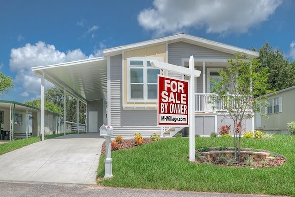 Sell your mobile home on MHVillage